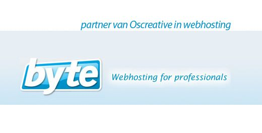 Webhosting door Byte Internet